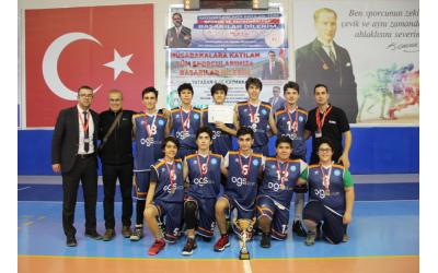 MUĞLA ŞAMPİYONU Basketbol Takımımız