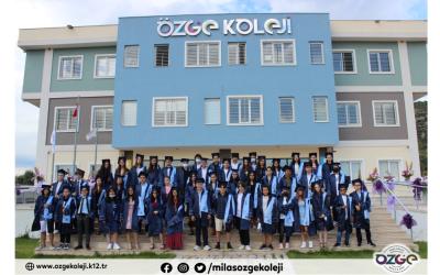 2020-2021 Eğitim Öğretim Yılı 8.Sınıf Mezuniyet Töreni Gerçekleştirildi.